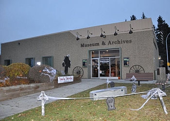 Sherwood Park places to see Strathcona County Museum & Archives