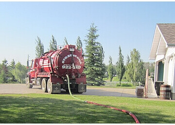 St Albert septic tank service Strathcona Septic