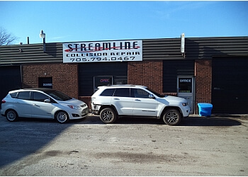 Barrie auto body shop Streamline Collision Repair