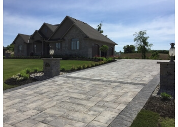 Brantford landscaping company Streamline Irrigation & Landscape Services Inc.