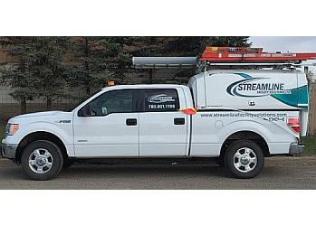 Edmonton plumber Streamline Plumbing and Heating Ltd.