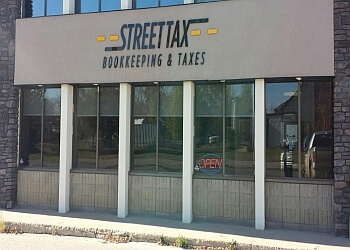 Grande Prairie tax service Street Tax