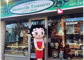 Mississauga gift shop Streetsville Treasures