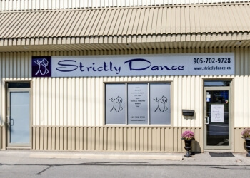 Halton Hills dance school Strictly Dance