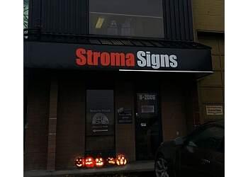 Kelowna sign company Stroma Sign Group