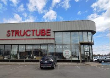 Quebec furniture store Structube