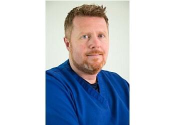 Niagara Falls podiatrist Stuart Berry, BSc (Hons) Pod