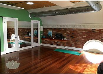 Halton Hills yoga studio Studio 2 Yoga