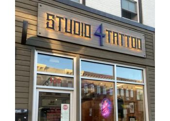 St Catharines tattoo shop Studio 4 Tattoo Parlour