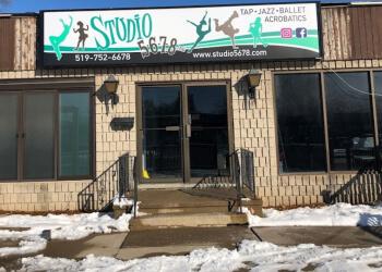 Brantford dance school Studio 5678 Inc.