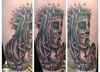 Sudbury tattoo shop Studio 613 Electric Tattoo Co.