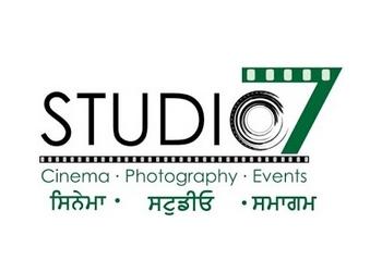 Surrey videographer Studio 7 Production
