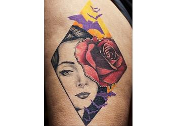 Sudbury tattoo shop Studio Cardinal