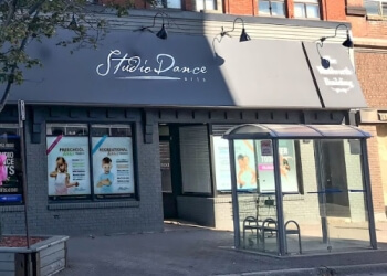 Sault Ste Marie dance school Studio Dance Arts