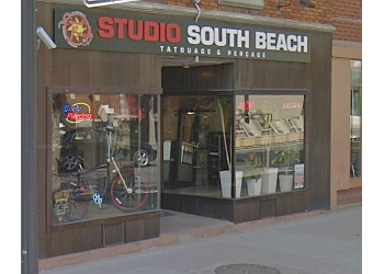 Saint Jerome tattoo shop Studio South Beach