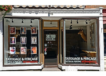 Quebec tattoo shop Studio Tattoo Shack
