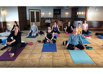 Sherbrooke yoga studio Studio Vida Yoga