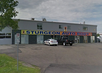 St Albert auto body shop Sturgeon Auto Body Shop Ltd.
