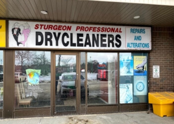 St Albert dry cleaner Sturgeon Professional Dry Cleaners