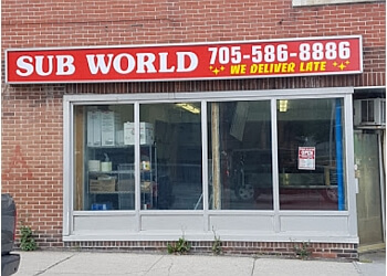 Sudbury sandwich shop Sub World