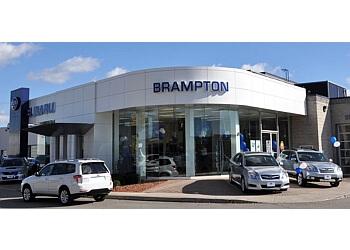 Brampton car dealership Subaru of Brampton