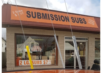 St Catharines sandwich shop Submission Subs