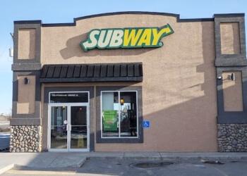 Airdrie sandwich shop Subway