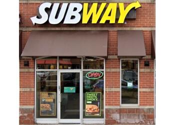 Aurora sandwich shop Subway