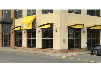 Blainville sandwich shop Subway