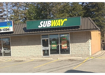 Brantford sandwich shop Subway