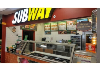 Caledon sandwich shop Subway