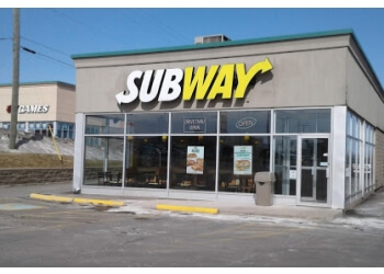 Fredericton sandwich shop Subway