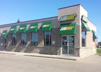 Grande Prairie sandwich shop Subway