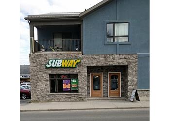 Kingston sandwich shop Subway