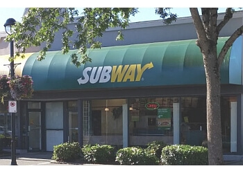 Langley sandwich shop Subway