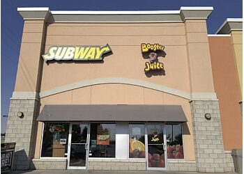 Lethbridge sandwich shop Subway
