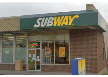 Longueuil sandwich shop Subway