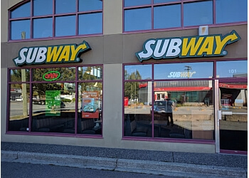Maple Ridge sandwich shop Subway
