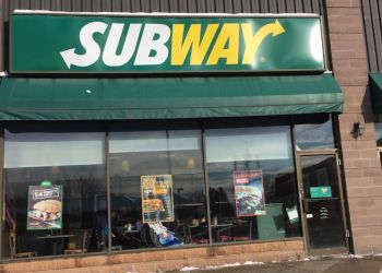 Newmarket sandwich shop Subway