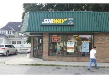Peterborough sandwich shop Subway