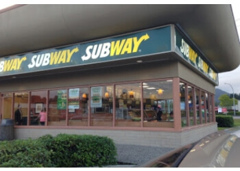 Port Coquitlam sandwich shop Subway