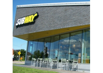 Quebec sandwich shop Subway