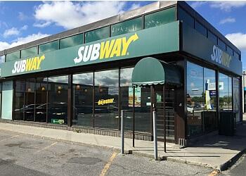 Saint Hyacinthe sandwich shop Subway