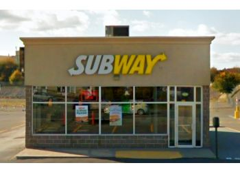 Saint John sandwich shop Subway