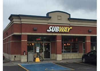 Shawinigan sandwich shop Subway