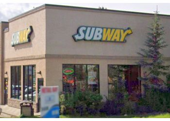 St Albert sandwich shop Subway