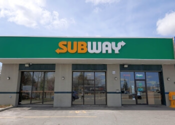 Sudbury sandwich shop Subway