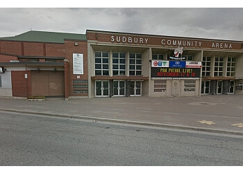 Sudbury places to see Sudbury Community Arena