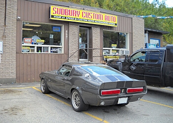 Sudbury auto parts store Sudbury Custom Auto