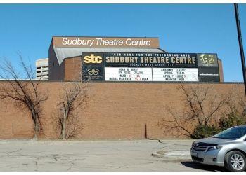 Sudbury landmark Sudbury Theatre Centre